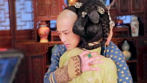 独步天下纪录片14:皇太极霸气强吻东哥花絮_《独步天下》独家纪录片