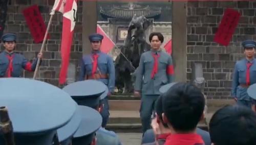 《秋收起义》第10集看点:热血!毛泽东引领工农革命