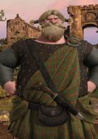 芭比之完美圣诞部落首领之一麦葛